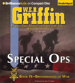 Special Ops (CD-Audio)