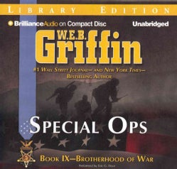 Special Ops: Library Edition (CD-Audio)