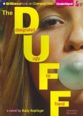 The Duff: Designated Ugly Fat Friend (CD-Audio)