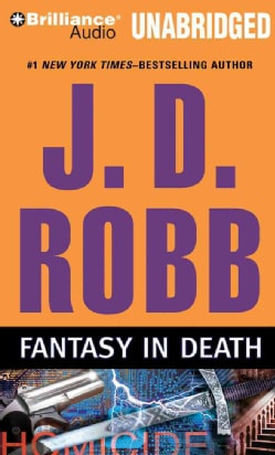 Fantasy in Death (CD-Audio)
