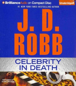 Celebrity in Death (CD-Audio)