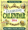 The Old Farmer's Almanac 2014 Everyday Calendar (Calendar)