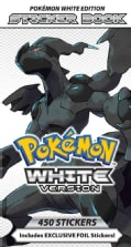 Pokemon White Version Sticker Book: Pokemon White Edition (Paperback)