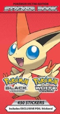 Pokemon Sticker Book: Black Version, White Version, Victini Edition (Paperback)