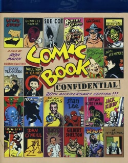 Comic Book Confidential (Blu-ray Disc)