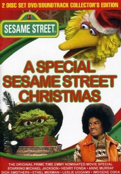 A Special Sesame Street Christmas (DVD)