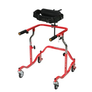 Wenzelite Rehab Trunk Support for Adult Safety Rollers
