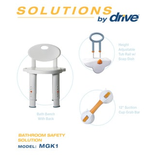 Bathroom Safety Solution Package 3