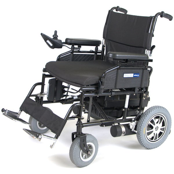 Wildcat 450 Heavy-duty Folding Power Wheelchair