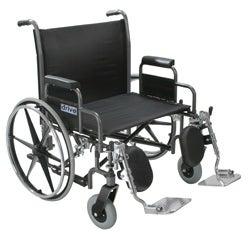 Sentra Heavy Duty 700-pound Capacity Wheelchair