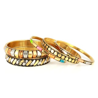 Multi Bangle Stack (India)