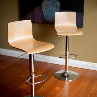 Melrose Maple Barstool (Set of 2)