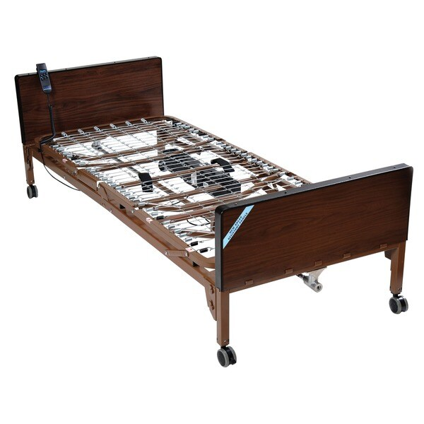 Delta Ultra Light Semi Electric Bed