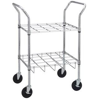 Oxygen Cylinder Cart