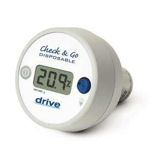 O2 Analyzer with 3 Digit LCD Display