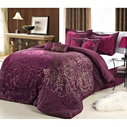 Purple Comforter Sets | Overstock.com: Buy Fashion Bedding Online