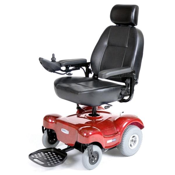 ActiveCare Renegade Red Power Wheelchair
