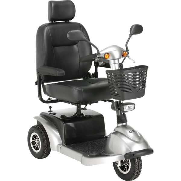 Prowler 4-wheel Mobility Scooter with Free Rollator