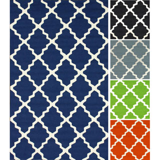 nuLOOM Indoor/ Outdoor Moroccan Trellis Area Rug (5' x 8')