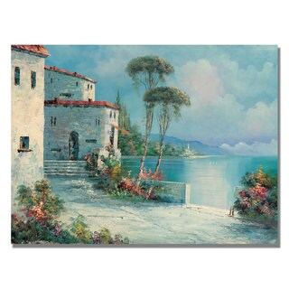 Rio 'Ballagio' Canvas Art