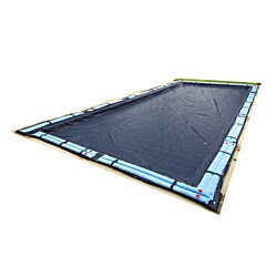 Blue Wave Bronze Series Rectangular In Ground Winter Pool Cover