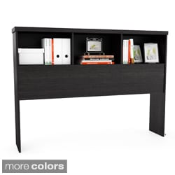 Sonax Willow Queen-size Bookcase Head Board