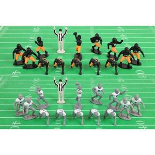 Kaskey Kids Football Guys (Black/Gold vs. White)