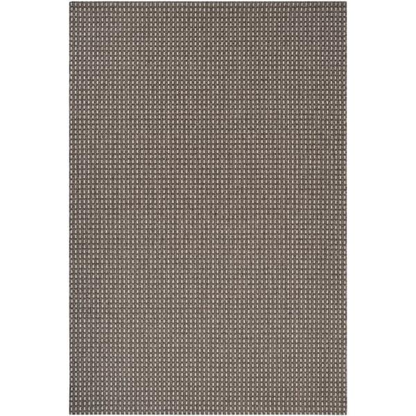 Woven Muniz Grey Indoor/Outdor Rug (2'2 x 3'4)