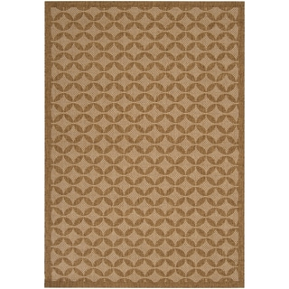 Murillo Beige Indoor/Outdoor Moroccan Tile Rug (2'2 x 3'4)