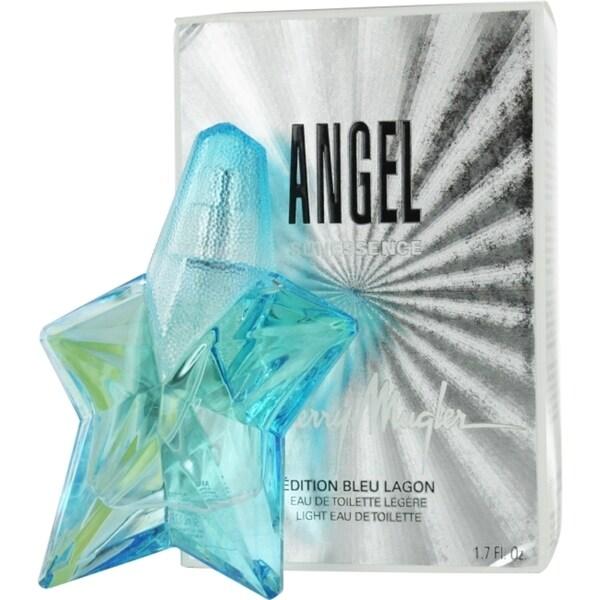 Thierry Mugler 'Angel Sussence' Women's 1.7-ounce Eau de Toilette Spray (Bleu Lagon Edition)