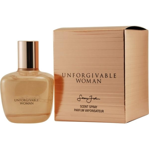 Sean John 'Unforgivable Woman' Women's 1-ounce Parfum Spray