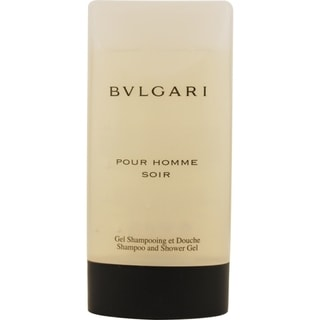 Bvlgari 'Pour Homme Soir' Men's 6.7-ounce Shampoo and Shower Gel