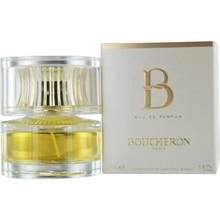 Boucheron B de Boucheron Women's 1-ounce Eau de Parfum Spray