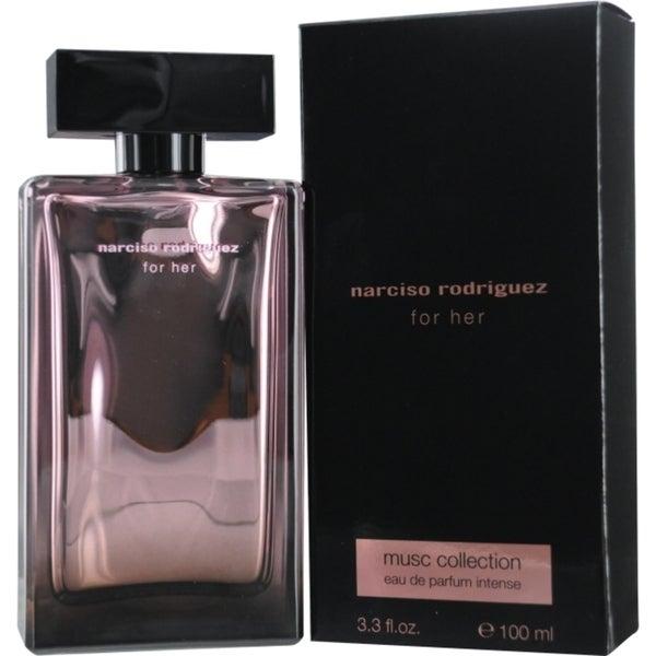 Narciso Rodriguez Musc Women's 3.4-ounce Eau de Parfum Intense Spray (Musc Collection)