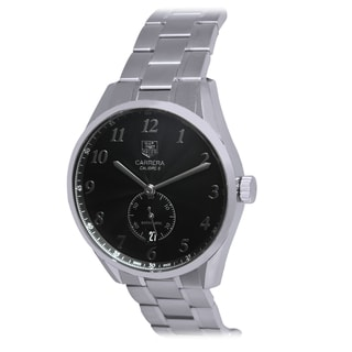 Tag Heuer Men's Carrera Stainless-Steel Watch