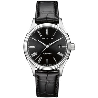 Hamilton Men's Stainless Steel Valiant Automatic Watch