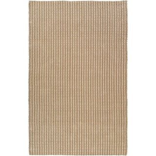 Country Living Hand-woven Owl Beige Natural Fiber Jute Rug (2'6 x 4')