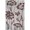 Hand-tufted Porterville Grey Polyester Rug (2&#39; x 3&#39;)