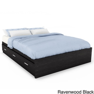 Sonax Willow Queen-size Storage Bed