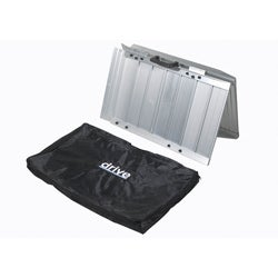 Portable Wheelchair Scooter Ramp with Carry Handle and Travel Bag
