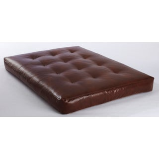 verticoil spring 8 inch thick full size futon mattress