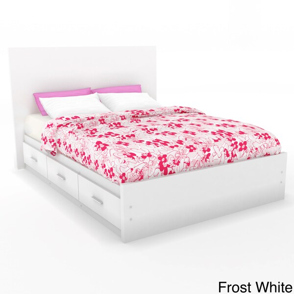 Willow Double Storage Bed