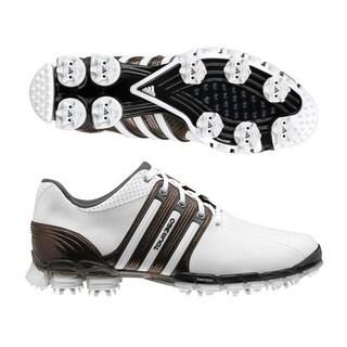 Adidas Men's Tour 360 ATV White/ Scout/ White Golf Shoes