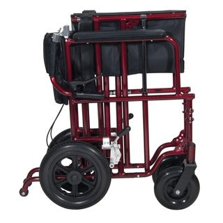 Bariatric 22-inch Transport Chair