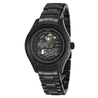 Emporio Armani Men's 'Ceramica' Ceramic Automatic Watch