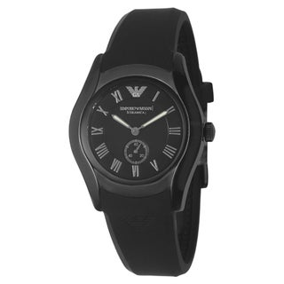 Emporio Armani Women's 'Ceramica' Ceramic Quartz Watch
