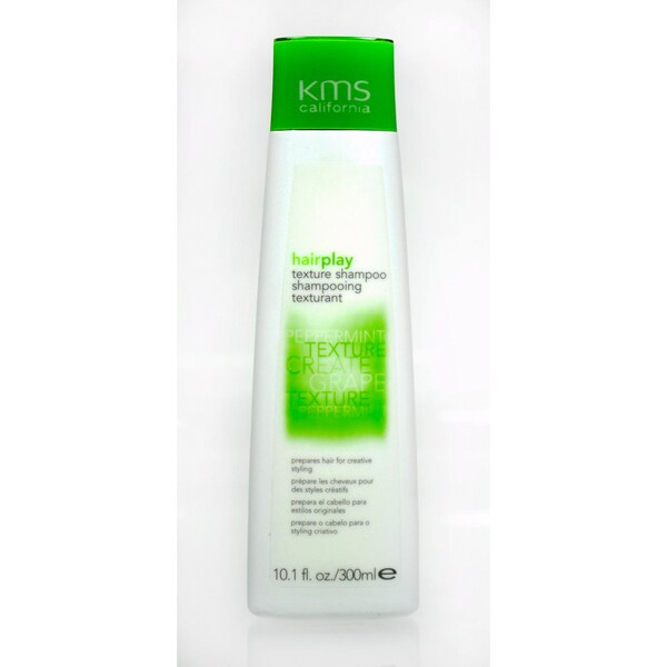 KMS California Hair Play Texture 10.1-ounce Shampoo