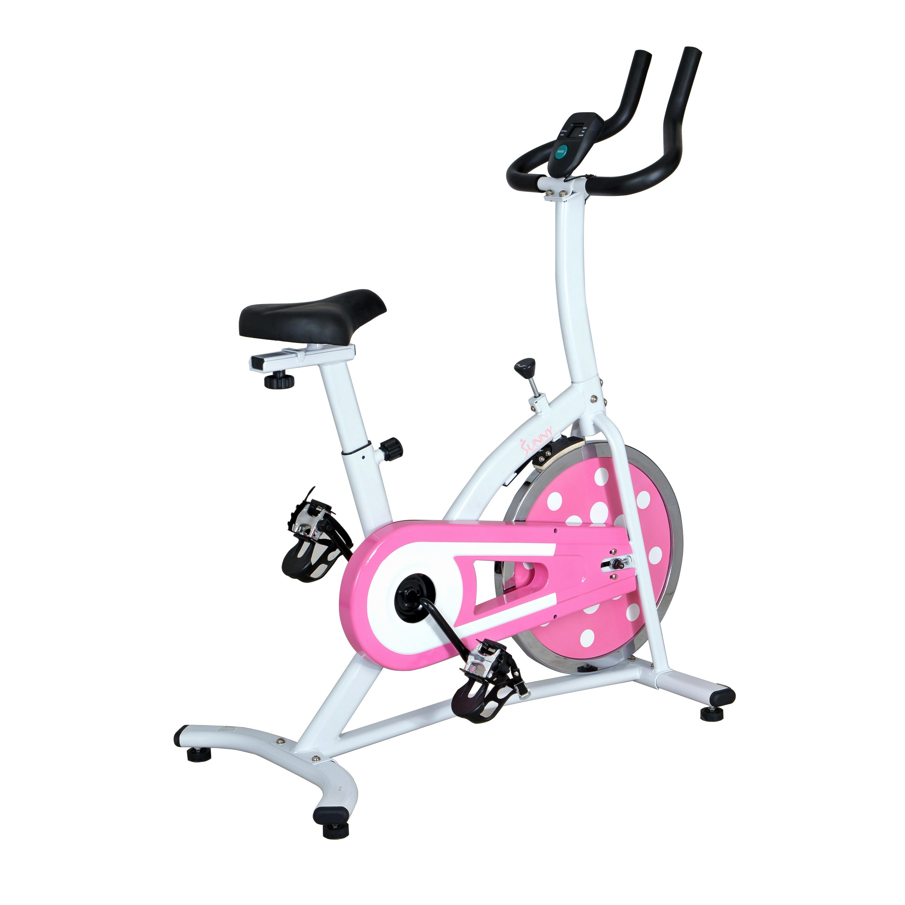 Sunny Health&Fitness Sunny Pink Indoor Cycling Bike at Sears.com