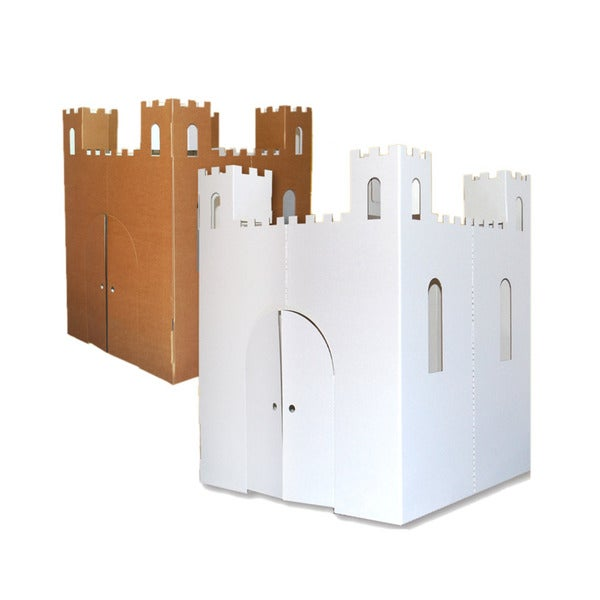 Easy Playhouse Castle