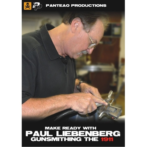 Make Ready with Paul Liebenberg: Gunsmithing the 1911